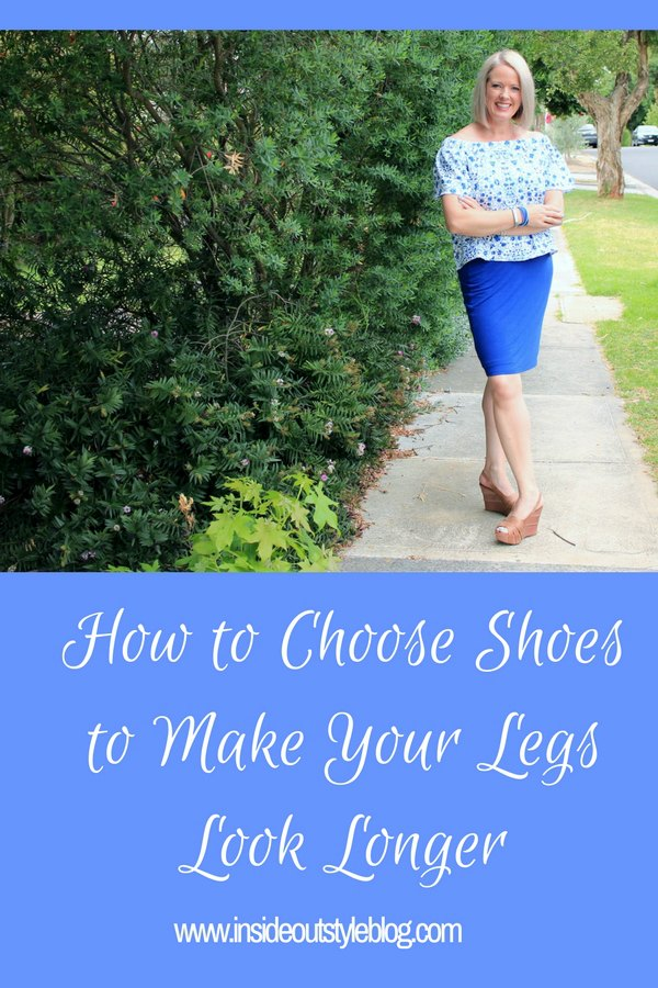 How to Choose Shoes to Make Your Legs Look Longer