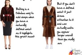 How to belt when you don't have a defined waist