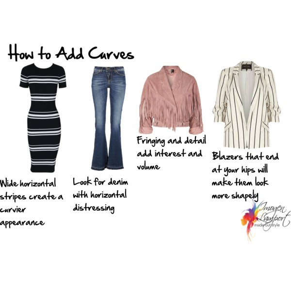 How to add curves to your I Shape body - tips here