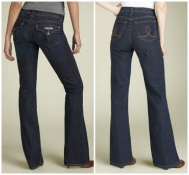 how to choose jeans pockets