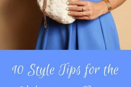 10 tips to dressing the voluptuous petite woman with style