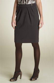 Choosing Skirts – The Straight Skirt