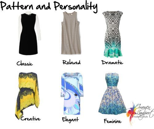 Fabric – How your Personality affects your choice of prints and patterns
