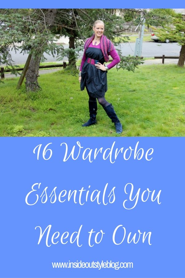 16 Wardrobe Essentials You Need to Own