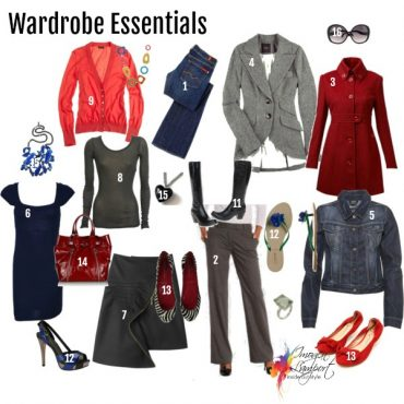 What do you need in your wardrobe - here is a list of wardrobe essentials