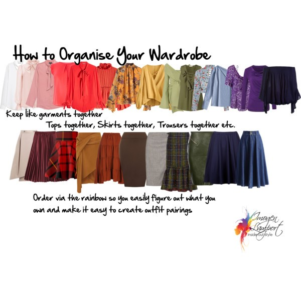 How to organise your wardrobe - and why you want one -tips and videos