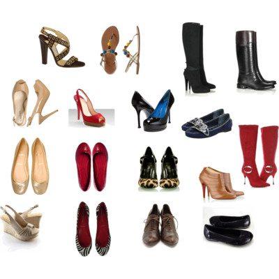 Shoes Wardrobe Essentials Essential Shoe Wardrobe by