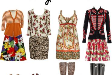 how to mix prints and patterns like a pro