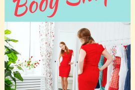 how to find the right dress for your body shape