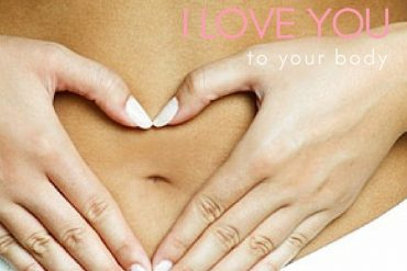 Why it's so important to say I love you - to your body