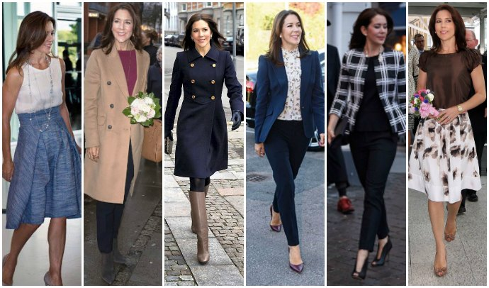 Finding a Style Icon - Princess Mary - a Style Icon