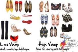 Which shoe vamp to choose - discover which is ideal for you and your outfit