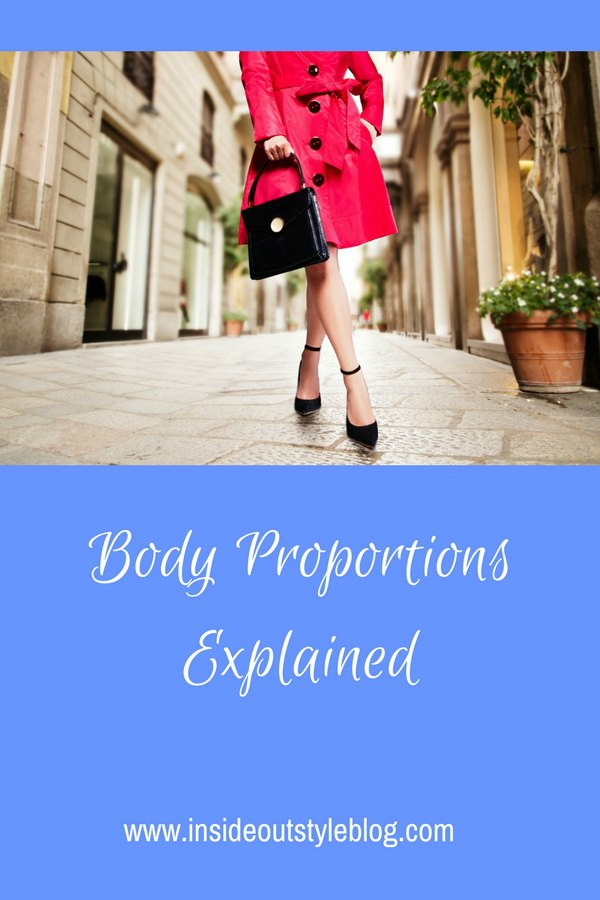 what are body proportions and how to determine your body proportions