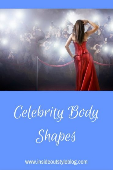 Who is your celebrity body shape doppleganger?