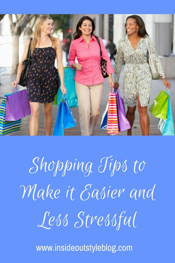 Shopping Tips to Make it Easier and Less Stressful