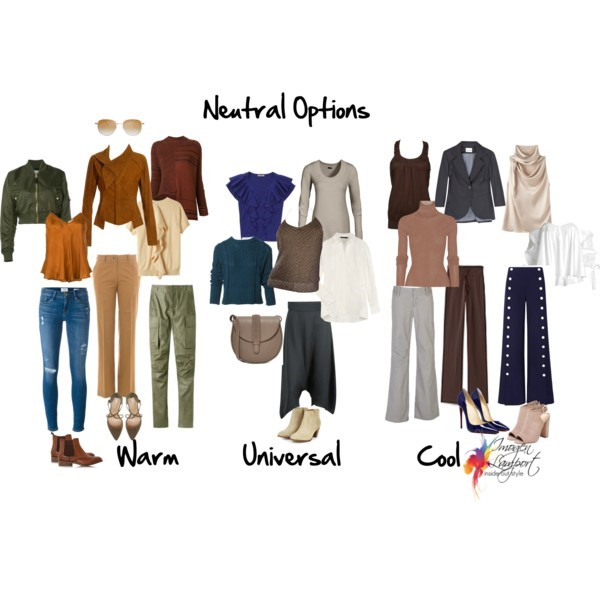 How to Choose Neutrals