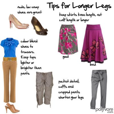 Tips for Longer Legs