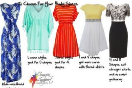 Empire waist to suit your body shape