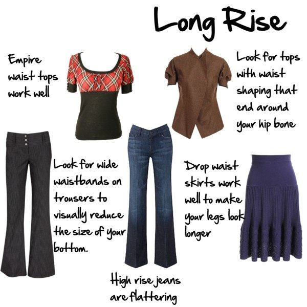 Body Proportions Explained – Long Rise