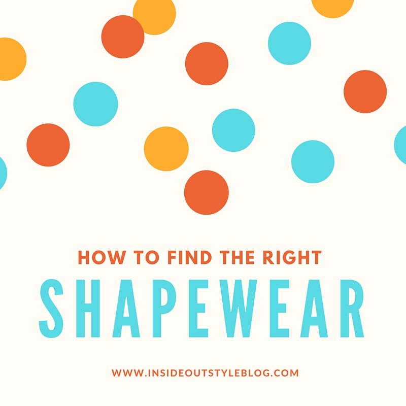 how to find the right shapewear for your body