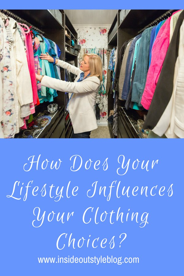How Does Your Lifestyle Influences Your Clothing Choices?