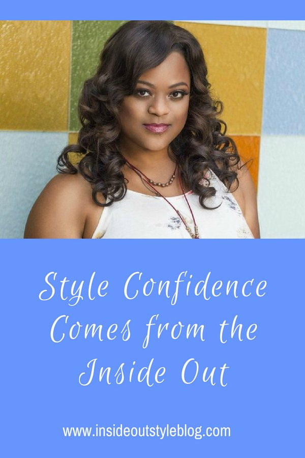 How to become more confident in your style and appearance no matter your size