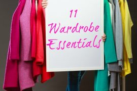 11 Wardrobe Essentials