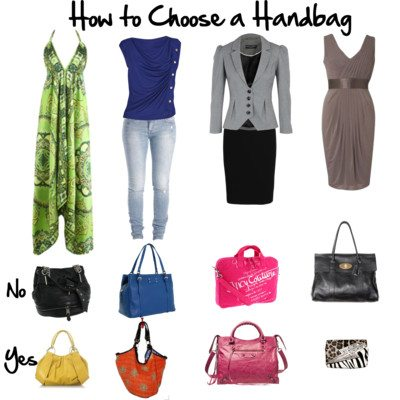 3 Easy Steps to Choosing the Right Handbag – Casual or Formal