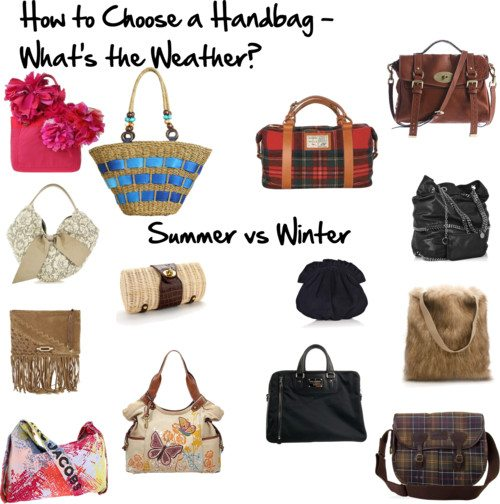 How to Choose a Handbag – Don't Forget the Season