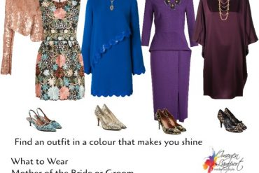 What to wear as mother of the bride or groom