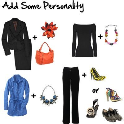 Add some personality