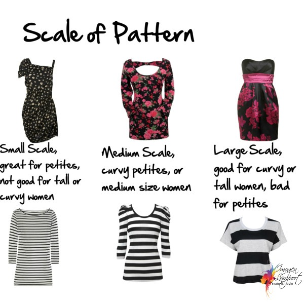 How to choose prints and patterns to flatter - insideoutstyleblog.com