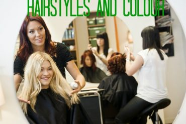 Tips on choosing flattering hairstyles and colours