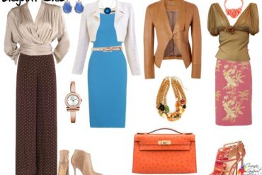 Understanding how your personality influences your colour choices - the Elegant Chic or Sportive personality style