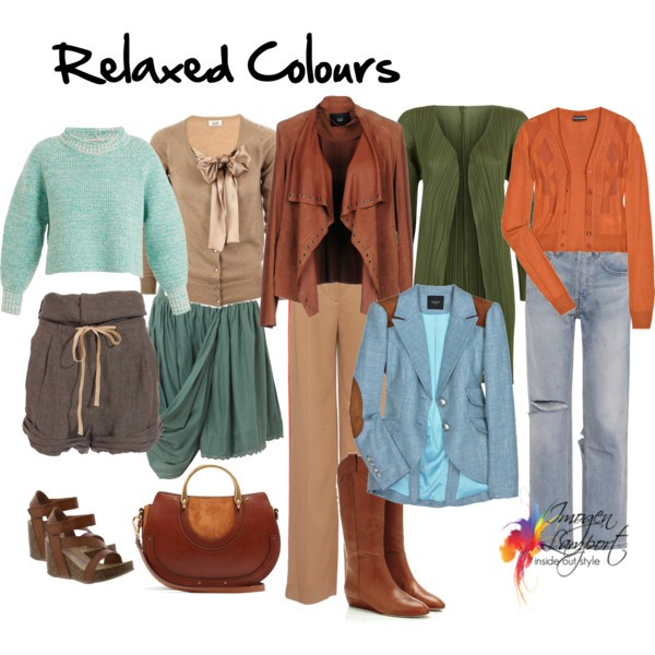 What's your colour personality? Which colours do you prefer to wear? Did you know that some of your choice will come down to your perosnality - here are the Relaxed/Natural personality dressing style