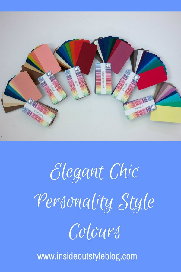 Understanding how your personality influences your colour choices - the Creative personality style