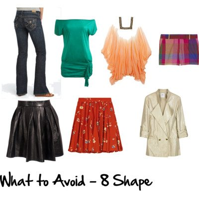 What to Avoid 8 shape