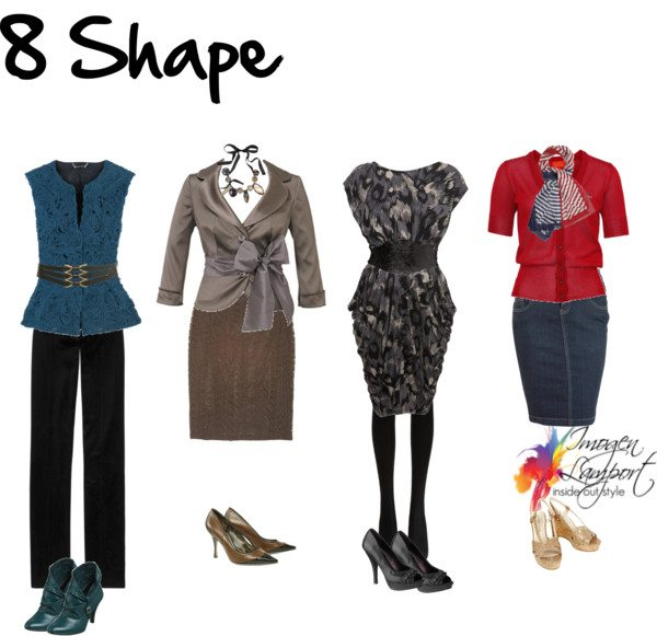 Pear Shaped Body Clothes Plus Size