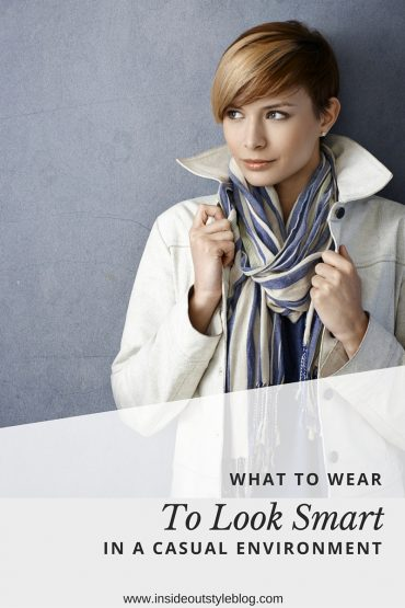 what to wear in a casual environment