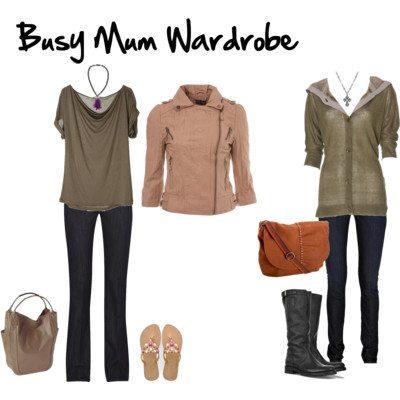 Busy Mum casual