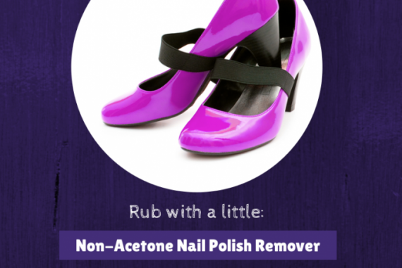 How to Remove Scuff Marks from Patent Leather - Inside Out Style