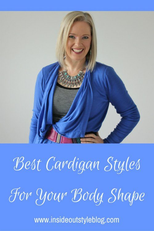 Best cardigan styles for your body shape
