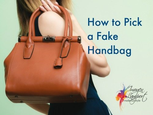 How to Pick a Fake Handbag