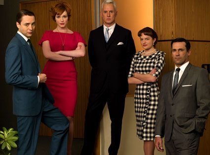 What Prints and Patterns Say – Mad Men Style