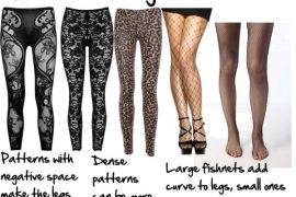 How to Wear Patterned tights
