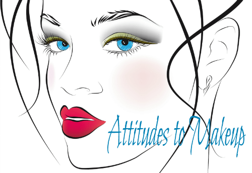attitudes about makeup
