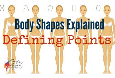 body shapes explained defining points