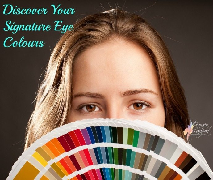 How to discover your Signature eye colours - Inside Out Style Blog