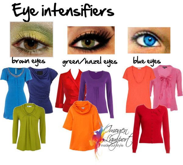 Eye intensifiers