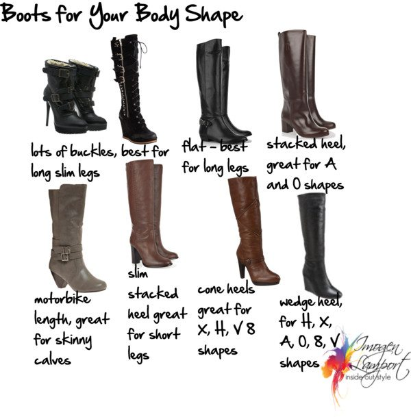 boots for bodies